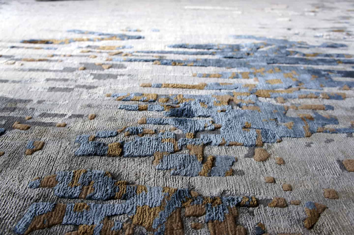 makers of fine custom hand knotted rugs. rug art.