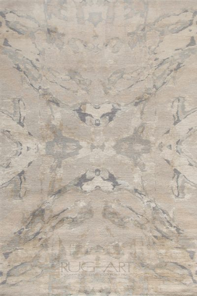 inspired by ikat cloth a beautiful modern hand knotted rug. rug art international