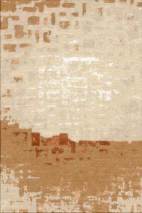 fresco hand knotted rug. rug art